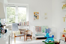 style | baby/children spaces / by Shawntae Hemsley