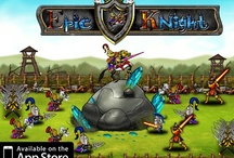 Epic Knight Game for iPhone and iPad / Aim of the game Epic Knight is to run you're knight as fast as you can in a of battle, The is nothing better than epic knight to charge on a horde of soldiers or enemies. So get you're self-buckle up and charge by keep running on the lane and thus avoiding tons of hurdles on the way. The game play implies never ending level and challenge player to make high score. #game #iPad #ios #Apple #iPhone #appstore