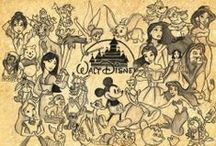 Disney Mania/Pixar Magic/Dreamworks Fantasy / by Directioner For Life