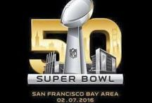 Sunday's Big Game / Great ideas for Super Bowl 50!