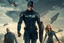 Captain America: The Winter Soldier  / The first Avenger returns to Regal Cinemas everywhere April 4th!  / by Regal Cinemas