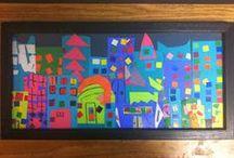 TEACHING kids art / Inspiration for Children's Adventures In Art Class