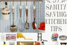 Kitchen Tips / by Linda Finley