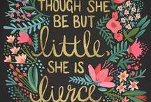 Quotes & Inspirational Stuff