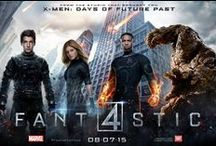 The Fantastic Four / FANTASTIC FOUR, a contemporary re-imagining of Marvel's original and longest-running superhero team, centers on four young outsiders who teleport to an alternate and dangerous universe, which alters their physical form in shocking ways. Their lives irrevocably upended, the team must learn to harness their daunting new abilities and work together to save Earth from a former friend turned enemy.