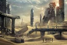 """Maze Runner: The Scorch Trials / In this next chapter of the epic """"Maze Runner"""" saga, Thomas (Dylan O'Brien) and his fellow Gladers face their greatest challenge yet: searching for clues about the mysterious and powerful organization known as WCKD.  Their journey takes them to the Scorch, a desolate landscape filled with unimaginable obstacles. Teaming up with resistance fighters, the Gladers take on WCKD's vastly superior forces and uncover its shocking plans for them all."""