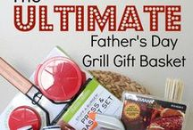 Father's Day Outdoor Gift Ideas / Find and create the perfect outdoor gift for the dad in your life!