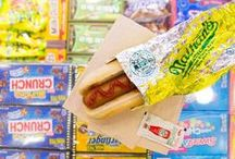 Movie Snacks / Check out these great Regal concession offerings just for you, our favorite movie fans!