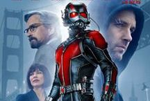 """Ant-Man / The next evolution of the Marvel Cinematic Universe brings a founding member of The Avengers to the big screen for the first time with Marvel Studios' """"Ant-Man."""" / by Regal Cinemas"""