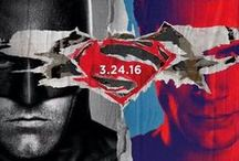 Batman v Superman: Dawn of Justice / Fearing the actions of Superman is left unchecked, Batman takes on Superman, while the world wrestles with what kind of a hero it really needs. With Batman and Superman fighting each other, a new threat Doomsday is created by Lex Luthor. It's up to Superman and Batman to set aside their differences along with Wonder Woman to stop Lex Luthor and Doomsday from destroying Metropolis. / by Regal Cinemas