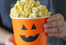 All Things Fall / We're getting amped up with all things autumn, harvest, Halloween... and of course, movies!