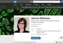 My CV, have a look!