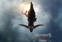 Assassin's Creed / Through a revolutionary technology that unlocks his genetic memories, Callum Lynch discovers he is descended from a mysterious secret society, the Assassins, and amasses incredible knowledge and skills to take on the oppressive and powerful Templar organization in the present day. Assassin's Creed opens in theaters worldwide on December 21st, 2016.