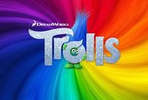 Trolls / This holiday season enter a colorful, wondrous world populated by hilariously unforgettable characters and discover the story of the overly optimistic Trolls, with a constant song on their lips, and the comically pessimistic Bergens, who are only happy when they have trolls in their stomach. TROLLS is a fresh, broad comedy filled with music, heart and hair-raising adventures. In November 4 2016, nothing can prepare you for our new Troll world.