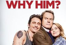 Why Him? / Ned (Bryan Cranston), an overprotective but loving dad and his family visit his daughter at Stanford, where he meets his biggest nightmare: her Silicon Valley billionaire boyfriend, Laird (James Franco). The straight-laced Ned thinks Laird, is a wildly inappropriate match for his daughter. The one-sided rivalry escalate when he finds himself increasingly out of step in the glamorous high-tech hub, and learns that Laird is about to pop the question. Why Him? comes out on December 25th, 2016!