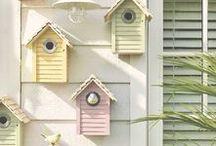GARDEN :: Bird/Bug/Home/Feeders