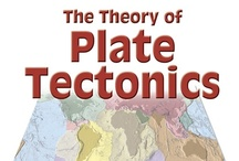 The Theory of Plate Tectonics CD-ROM by Tasa Graphic Arts, Inc. / The Theory of Plate Tectonics is a dynamic exploration of how Earth's lithospheric plates change through time. Written by Edward J. Tarbuck and Frederick K. Lutgens. Illustrated by Dennis Tasa. Multimedia Earth science geology CD-ROM for Macintosh and Windows.