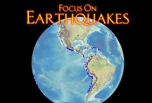 Focus on Earthquakes app by Tasa Graphic Arts, Inc. / Focus on Earthquakes, a geology app produced by Tasa Graphic Arts, provides a comprehensive description of the causes and consequences of earthquakes. Written by Ed Tarbuck and Fred Lutgens and illustrated by Dennis Tasa. Available for the iPad.