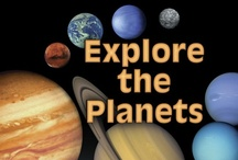 Explore the Planets CD-ROM by Tasa Graphic Arts, Inc. / Explore the Planets takes you on an illustrated tour of our solar system. Written by G. Jeffrey Taylor, Ph.D. Illustrated by Dennis Tasa. Multimedia Earth science CD-ROM for Macintosh and Windows.