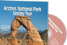 Arches National Park Geology Tour Book and Enhanced Audio CD (CD-ROM) by Tasa Graphic Arts, Inc. / Arches National Park Geology Tour Book and Enhanced Audio CD (CD-ROM), written by Deborah Ragland with images by Dennis Tasa, provides an illustrated and narrated introduction to the geology of Arches National Park. This multimedia publication includes an illustrated book and an enhanced single disc audio CD and CD-ROM that can be used on your computer.