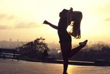 dance again / When life gets you down, improvise as if crawling was part of the choreography.""