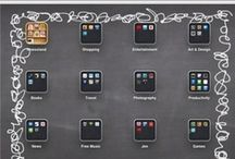 iPad ideas / Ideas to try, apps to use... / by Karen Vis