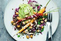 Vegan Main Dishes / Plant based, main dishes, gluten free, vegan, healthy.
