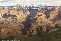 Grand Canyon National Park Geology Tour app by Tasa Graphic Arts, Inc. / The Grand Canyon National Park Geology Tour is a narrated photographic tour of the South Rim of the Grand Canyon with an emphasis on the geology. View the Grand Canyon in a new light. Not only will you look down from high elevations to the river below, but you will also look through time. Earth science geology interactive travel app available for download on the App Store.  http://www.tasagraphicarts.com/grandcanyon.html