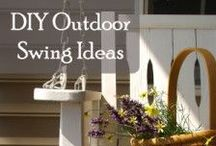 Outside Decor / We love these ideas for decorating your outside areas.