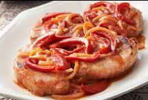 Main Meals - Pork