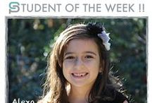 SYDNEY PAIGE: Student of the Week