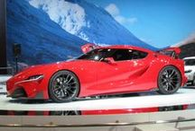 Chicago Auto Show / The Chicago Auto Show is the place to be for the latest and greatest in Toyota!