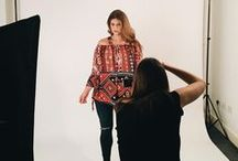 Behind The Scenes! / Behind the scenes peaks at what goes on at Lovedrobe HQ - photoshoots and more #BTS