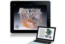 The Mineralogy and Optical Mineralogy series / The Mineralogy and Optical Mineralogy series, available for iPad and Mac, is specifically designed to take full advantage of digital media technology to empower students and teachers of mineralogy.