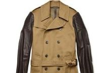 Manteaux / Coats / Pourvu que le réchauffement climatique n'arrive pas trop vite, auquel cas nous devrions renoncer à ce magnifique vêtement.