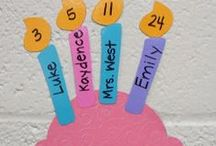 Classroom Displays ~ Lettering ~ Posters / ...display lettering sets, banners, posters, etc. for use in the classroom...