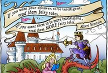 Fairy Tales ~ Fractured Tales ~ Fables / ...tales of wonder...traditional tales...resources...units of work...