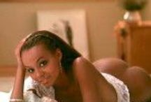 Anne-Marie Fox Ebony Erotic Nudes