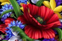 ✿ FLOWERS LAND ✿ / < Nature >