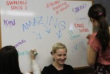 Team Building  ๏̯͡๏   Icebreakers / ...teaching and learning resources...