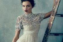 Stunning Dresses / ...one can dream...