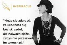 Kobieta inspiruje...