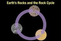 Earth's Rocks and the Rock Cycle app by Tasa Graphic Arts, Inc. / Learn how the rock cycle illustrates the geologic processes that change one type of rock into another with Earth's Rocks and the Rock Cycle app by Tasa Graphic Arts, Inc. Photos and animations by Dennis Tasa, with additional photos by Michael Collier and Ed Tarbuck. Available for the iPad, Mac, and Windows. http://www.tasagraphicarts.com/rocksapp.html