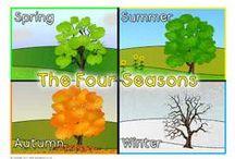 Seasons ~ Weather ☔☀