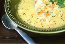 Healthy Soups / Food