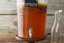 Kombucha ~ Kefir ~ Kimchi ~ Ferment It! /  ... probiotics ... fermented foods ...