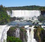 Brasil / Brazil / O maior país da América do Sul e suas belezas. Praias e montanhas, lagos e florestas. Tudo o que é apaixonante no Brasil