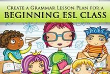 English Language Learners ~ ESL ~ EAL / ...learning English...