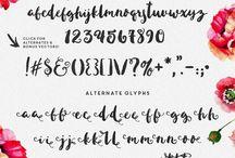 Логотипы,шрифты, буквы