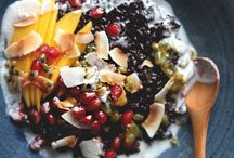 ♨ Food ~ Breakfast Delight ~ Recipes♨ / ...get up and go food...